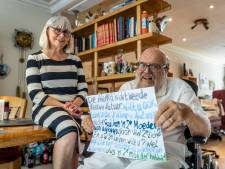 Wethouder: 'Stuur zieke Arnol Kox een kaartje'