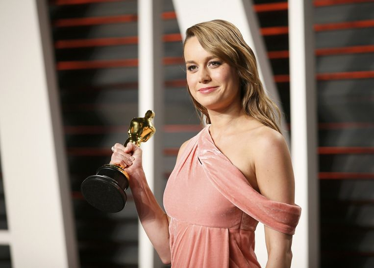 Brie Larson. Beeld Reuters