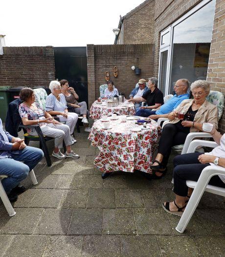Wijkplein Gestel viert opening tijdens Burendag
