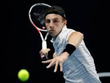 Roland Garros: Griekspoor al na eerste kwalificatieronde naar huis