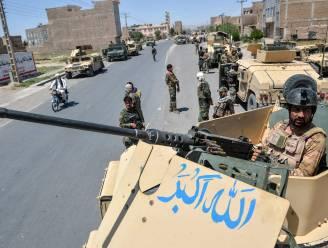 Leger en taliban leveren hevige strijd om Afghaanse stad Lashkar Gah