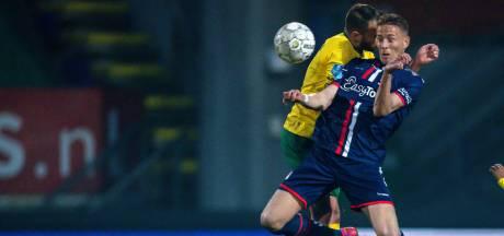 Fortuna-speler Janssen helemaal klaar met scheidsrechter Kooij: 'Wat een arrogant ventje'