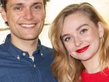 Pip Pellens en Pim Wessels in geheim getrouwd