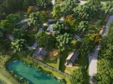 Eerste paal kan in najaar de grond in voor luxueuze woningen in park 't Holt bij Dalfsen