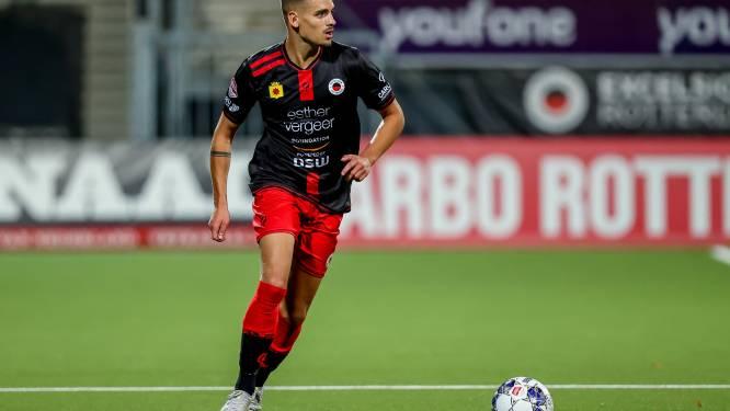 """Gelenaar Siebe Horemans staat met Excelsior Rotterdam bovenaan in Nederlandse tweede klasse: """"Klaar voor stap hogerop"""""""