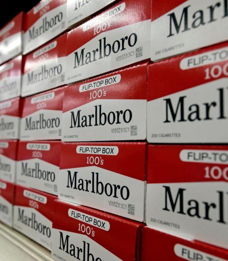 'Sigarettenverkoop voor het eerst in twee decennia gestegen in VS tijdens coronajaar'
