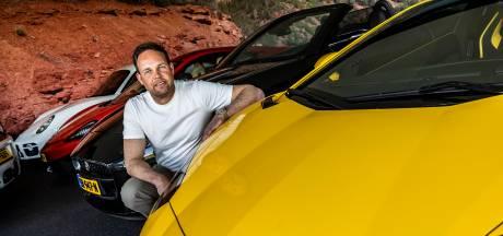 Supercar huren? Danny (37) uit De Lier heeft hem voor je klaarstaan