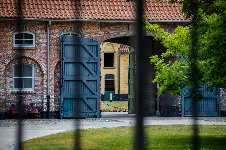 De gevangenis van Ruiselede. Beeld BELGA