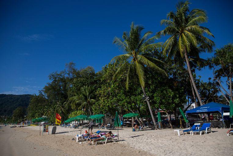 Thailand is nu hoogrisicogebied voor Nederlandse reizigers Beeld Getty Images