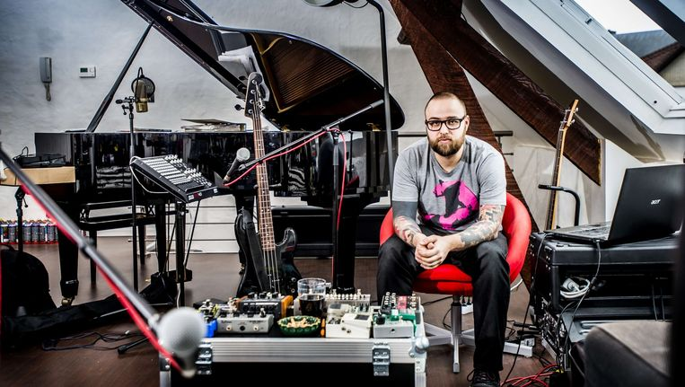 Frederik De Backer, eindredacteur bij De Morgen, over zijn podcast: