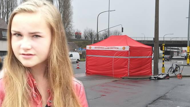 """Plannen voor kruispunt waar Nikita (16) overleed eindelijk klaar: """"Haar witte fiets plaatsen we na de werken terug"""""""