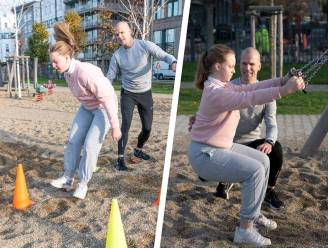 Steeds meer kinderen lijden aan overgewicht: met deze oefeningen van het team van Lieven Maesschalck hou je ze fit