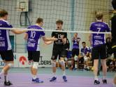 Volleyballers Vocasa verspelen voorsprong: geen koppositie
