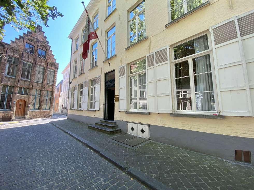 Le Collège d'Europe à Bruges.