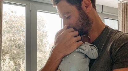 """Louis Talpe en Tiffany verwelkomen eerste kindje: """"Geen woorden kunnen de emoties beschrijven die we nu doormaken"""""""
