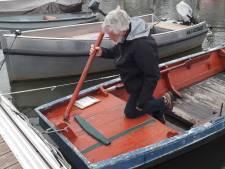 Roeien op de IJssel met Bootje van Bart