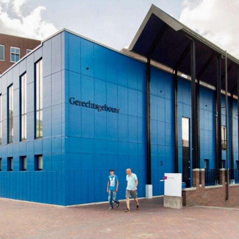 De rechtbank in Almelo. Beeld Rechtspraak.nl