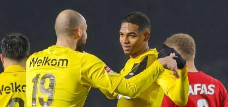 NAC vervolgt indrukwekkende zegereeks, hekkensluiter FC Den Bosch stunt
