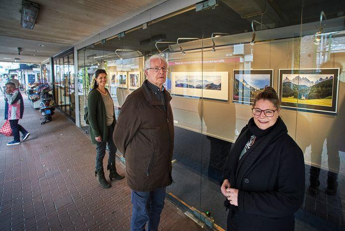 Suzanne Gruijters, Gerard van Leiden en Mirjam Evers.