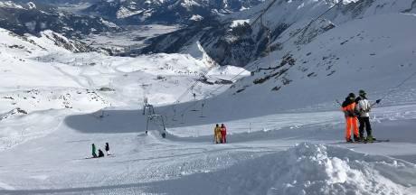 Het wordt Siberisch koud in de Alpen