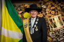 Roeland van Hoof is voorzitter van Kring Kempenland en gildebroeder bij het Sint Luciagilde in Steensel.