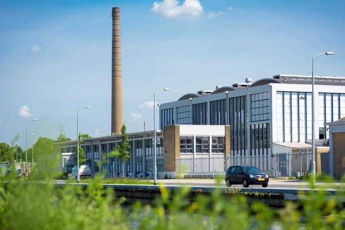 Eindexamententoonstelling van Design Academy Eindhoven in de voormalige Campina- melkfabriek.