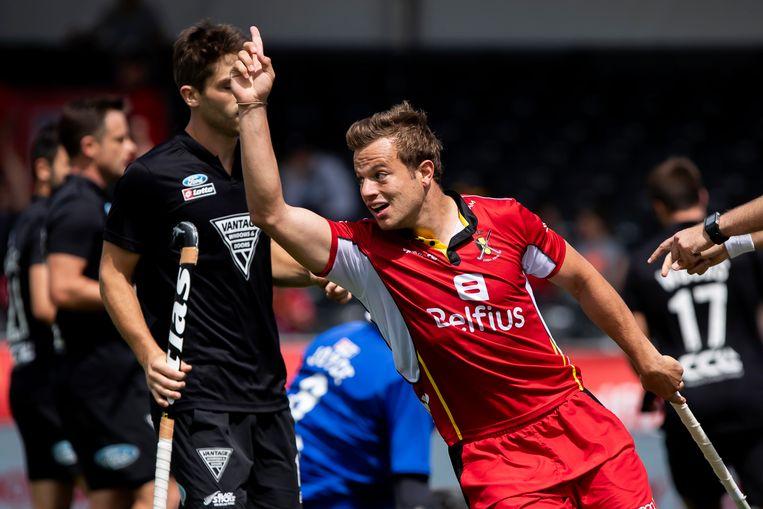 b2abd185324077 Red Lions kloppen Nieuw-Zeeland ruim en plaatsen zich voor Final ...