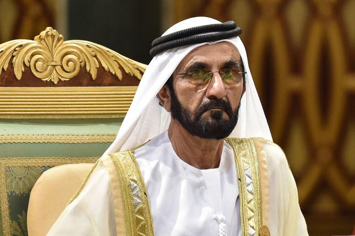 L'émir de Dubaï