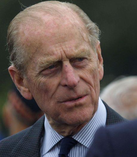 Unieke beelden in eerbetoon aan prins Philip bij BBC
