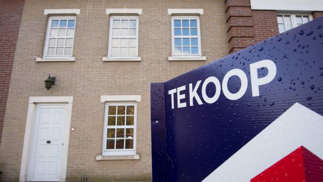 Gemiddeld huis kost ruim 303.000 euro: 16.000 euro duurder in één jaar