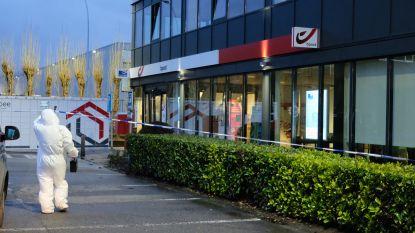 Plofkraak bij bpost in Zaventem: buit mogelijk waardeloos nadat inktcassettes ontploffen