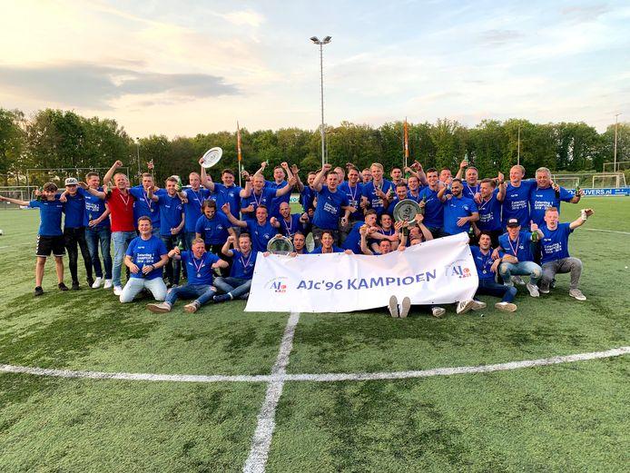 AJC'96 na de titel in 2019.