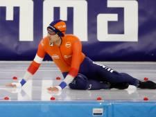 Valpartij Verbij: geen derde titel voor tweevoudig kampioen EK Sprint