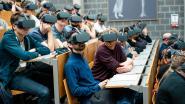 """UA-onderzoeker Boris voert doctoraatsverdediging uit in virtual reality: """"Een wereldprimeur"""""""