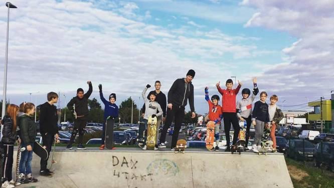 Skate4All Poperinge organiseert 3 succesvolle skateboard initiaties