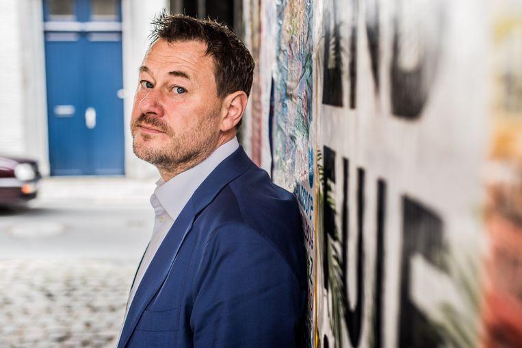 Tv-maker Bart De Pauw. Beeld BELGA