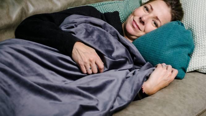 Zware deken voor een licht hoofd: zo kom je tot rust