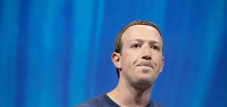 La vérité derrière cette photo virale de Mark Zuckerberg avec le visage tartiné de crème solaire
