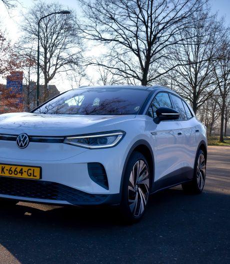 Test Volkswagen ID.4: elektrische SUV blijkt ideale gezinsauto