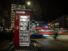 Noorse telefooncellen worden kleine biebs