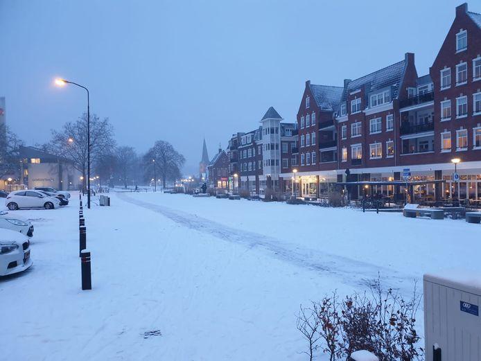 Winter in Groesbeek.