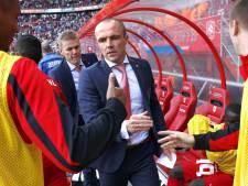 Schreuder ondanks winst ontevreden over Twente
