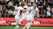 Red Lions vernederen Oranje (5-0) en stormen naar halve finale EK hockey