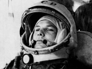 """Salauds"": grosse colère russe après l'oubli américain de Iouri Gagarine"
