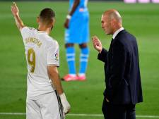 """Eden Hazard et Zizou bluffés par le chef-d'œuvre de Benzema: """"Il ferme des bouches"""""""