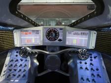 Supersonische auto moet 1.600 kilometer per uur halen