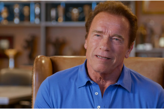 Arnold Schwarzenegger in The Game Changers