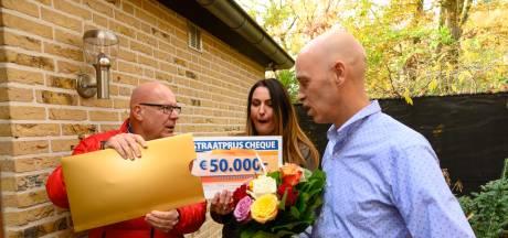 Inwoners Haaren winnen samen 537.500 euro bij Postcode Loterij