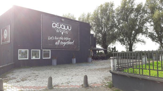 Club Déjàvu aan de Anholtseweg in Dinxperlo.