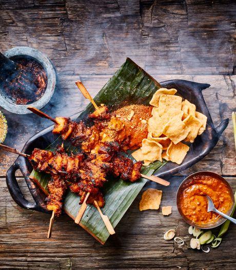 Met deze Kipstuckjes Saté wordt het in jouw tuin een culinair feest!
